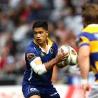 Otago first five-eighth Josh Ioane was one of eight newcomers named in today's Highlanders squad...