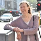 Sociologist Dr Martha Bell reflects on her southern Dunedin flooding research. Photo: Peter McIntosh