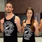 Otago MMA fighters Lapa Halangahu, Taylor Garrett, Hannah Dawson and Pat Hamer will represent New...
