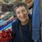 Irene Sparks is officially the owner of the world's largest tie collection. Photo: Hamish MacLean