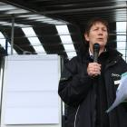 DairyNZ senior scientist Dawn Dalley talks about the research already under way at the Southern...