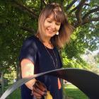 Mosgiel-Taieri Community Board member Phillipa Bain is leading the board's Tidy the Taieri...