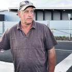 Paul Barringer says the noise from the Countdown supermarket refrigeration units is keeping him...