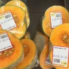 Pumpkins for sale in October, when the NZ Herald first reported on the humble vege's price spike....