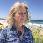 Otago University researcher Dr Ursula Ellenberg contemplates the rapid demise of yellow-eyed...