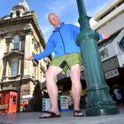DX Mail Dunedin branch manager Dave Bourke presumed the central Dunedin mailbox had been stolen....