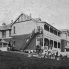 Glendining Home, the PSSA orphanage at Anderson's Bay, erected by the late Mr Robert Glendining. ...