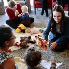 Prime Minister Jacinda Ardern made children the centre of her campaign platform. Photo: NZ Herald