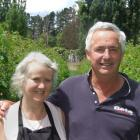 Estelle and Graeme Blanchard are the new owners of the Monte Christo Dessert Cafe and Gardens....