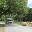 The Queenstown Lakes District Council has erected a gate at the northern end of Lake Hayes to...
