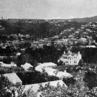 Nithvale, North-east Valley, Dunedin, with Dalmore and Gladstone townships on the right, and the...