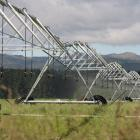 Irrigation has arrived near Kakanui now the North Otago Irrigation Company expansion is complete....