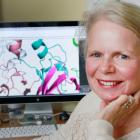Prof Catherine Day, of the University of Otago biochemistry department. Photo: Supplied