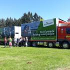 In an effort to grow RST awareness, the group partnered with Downlands Deer, which has provided...