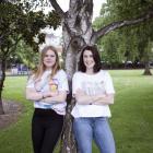 Runaway creative director Emma Johansson (left) and managing director Zoe Hobson. Photo: Supplied