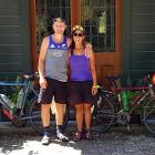 After three years away from home and 541 days biking around the world, Cameron Smith and Monique...