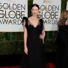 Women are planning to wear black on the Golden Globes red carpet to signal support of sexual...