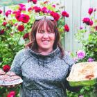 Food for Love organiser Bex Sarginson has been providing free meals to those in need in the Upper...