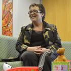 During a visit to Dunedin yesterday, Minister for Children Tracey Martin says she was impressed...