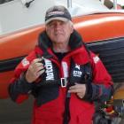 Wanaka Coastguard president Jonathan Walmisley wears a  Hutchwilco lifejacket, which can be...