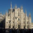 The Basilica Di Santa Maria Nascente has 135 spires and took more than 600 years to build.PHOTOS:...