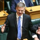 Bill English delivered a fiery speech in Parliament this afternoon. Photo: Getty Images