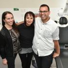 The faces behind Te Kaika health hub in one of the facility's new dental clinics, Te Kaika...