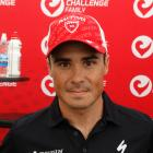 Half ironman world champion and London 2012 silver medallist Javier Gomez, of Spain, will compete...