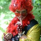 Mandy Mayhem, who is among the largely Waitati-based cast of Frankensplurta, says there are...