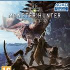 Monster Hunter World cover. Photo: supplied