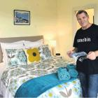 Some Dunedin residents renting their homes or spare rooms to short-term visitors could soon be...