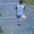Police believe the man in this CCTV footage, from Monday February 12, might be missing Alexandra...