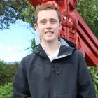 Greymouth student Ben Williams (17). Photo: Greymouth Star