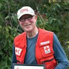 More than two decades of stellar service earned Dunedin disaster response delegate Douglas Clark...