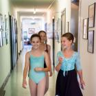 Hazel Couper, Gemma Lew and Bianca Lungu will appear in the Royal New Zealand Ballet's production...