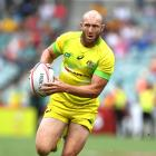 Australian sevens rugby captain James Stannard. Photo: Getty Images