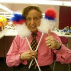 "English comedian Ken Dodd, who died earlier this week aged 90, was full of ""gertitude'' and..."