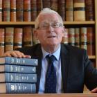 Otago University law dean Mark Henaghan. ODT files