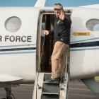 National is accusing Defence Minister Ron Mark of misusing his position by using the Air Force as...