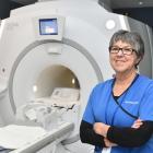 Dunedin Hospital radiographer Jill Oliver is retiring after 47 years' service. Photo: Gregor...