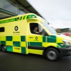 It was not the first time an ambulance had been targeted but, fortunately, in this case the...