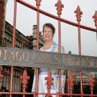 Former Otago Girls High School head girl Dame Judith Mayhew Jonas, the first woman to lead the...