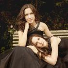 American piano duo Christina and Michelle Naughton. Photo: Supplied