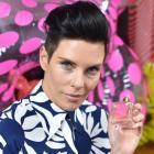 New Zealand fashion designer Karen Walker brought her new A, B, C trio of fragrances to H&J Smith...