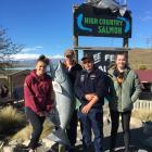 TeenAg members took part in the New Zealand Young Farmers' leadership training camp, ``Raising...