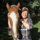 Victoria Bonham has a collection of fostered and rescued animals at her property in Galloway....