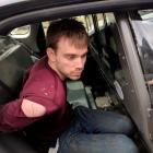 Metro Nashville Police Department photo of Waffle House shooting suspect Travis Reinking in...