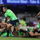Aaron Smith will be in the reserves for the Highlanders against the Reds on Saturday night. Photo...