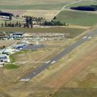 Wanaka Airport. Photo: ODT files
