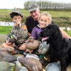 Lyall Nash, a veteran of half a century of duck-shooting, will be passing on his skills on...